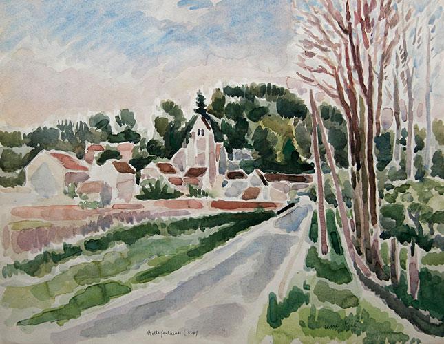 Belle Fontaîne