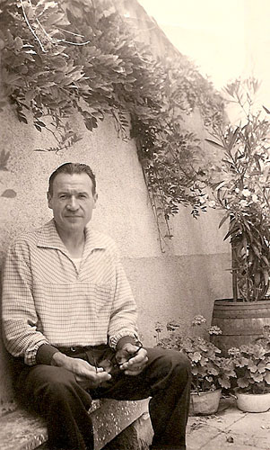 René Teil en 1960