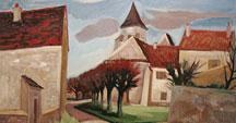 L'église de Conches