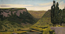 Les monts d'Ardèche à Gras
